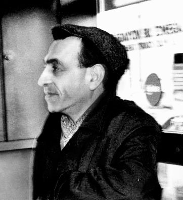 Mohand ou Yahia (Mohia), dramaturge et poète