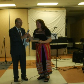Prix ACAOH 2009 «lauréate: Massa Tassadit Ould-Hamouda»