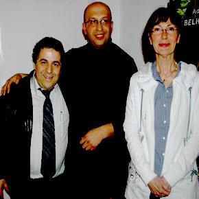 Conférence avec Mass Samir Ait Belkacem et Massa Claudine Chatel