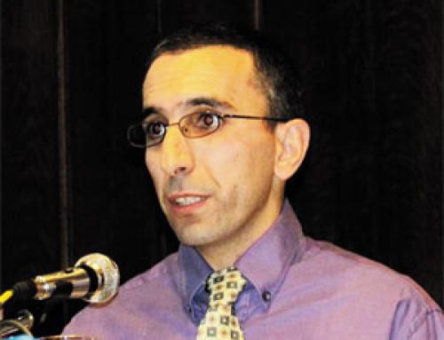 Conférence de M. Boussad Berrichi à Ottawa, le 2 Decembre 2012