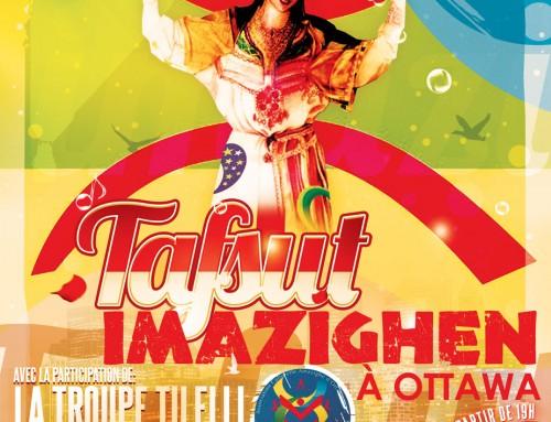 Tafsut Imazighen le samedi 23 Avril — Tafsut Imazi?en ass n sebt 23 Yebrir