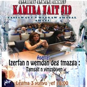 Kamira Nait Sid  : La question des droits de l'homme en Tamazgha: le cas du Mzab.
