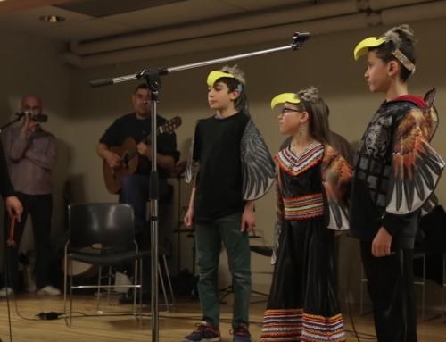 Vidéo-Tafsut Imazighen di Ottawa sghur l'Association Amazigh d'Ottawa-Hull 2016