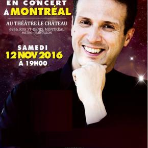 Djaffar Ait Menguellet à Montréal.