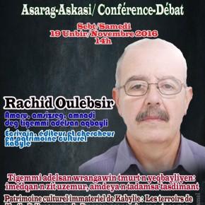 Rachid Oubesir a Ottawa